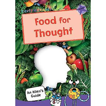 Food for Thought - (Purple Non-fiction Early Reader) by Maverick Publi