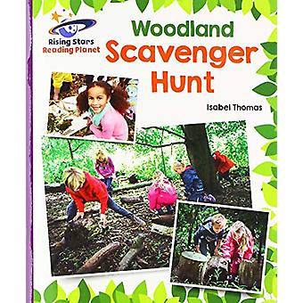 Reading Planet - Woodland Scavenger Hunt  - Purple - Galaxy by Isabel