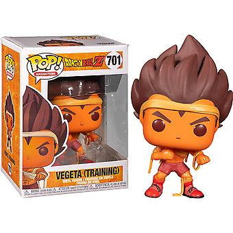 Dragon Ball Z Vegeta Training Pop! Vinyl