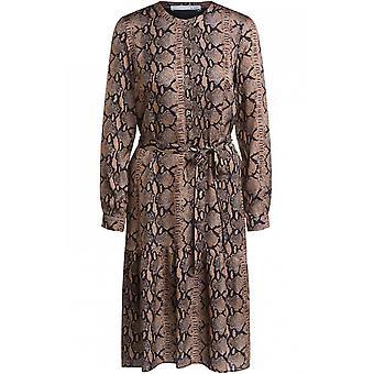 Oui Snake Print Dress