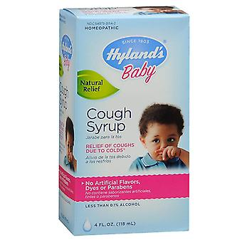 Hyland's baby baby cough syrup, 4 oz