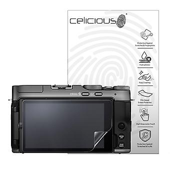 Celicious Impact Anti-Shock Shatterproof Screen Protector Film Compatible with Fujifilm X-A7