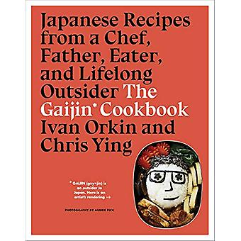 Gaijin Cookbook - Japanese Recipes from a Chef - Father - Eater and Li