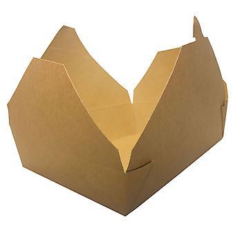 Kraft Large Brown Deli Takeaway Boxes