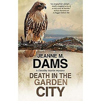 Death in the Garden City by Jeanne M. Dams - 9780727889133 Book