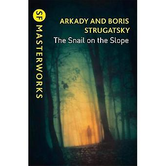 The Snail on the Slope by Arkady Strugatsky - 9781473228283 Book