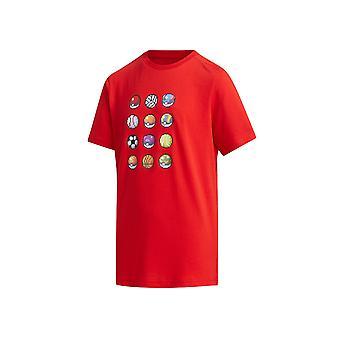 Adidas JR Pokémon FM0668 universal all year boy t-shirt
