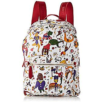 piero drives Backpack Backpack backpack bag White Woman (Snow) 24x315x125 cm (W x H x L)