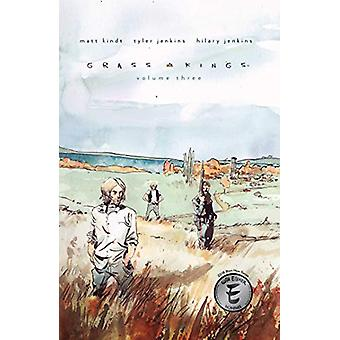 Grass Kings Vol. 3 by Matt Kindt - 9781684154920 Book