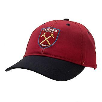 West Ham United FC Crest Cap