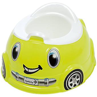 Safety 1st Fast And Finished Lime Potty