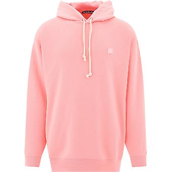 Acne Studios Ci0009blushpink Men's Pink Cotton Sweatshirt