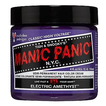 Manic Panic Semi Permanent Hair Color - Electric Amethyst