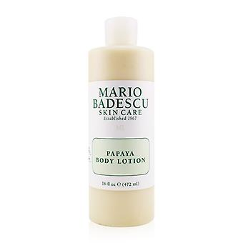 Mario Badescu Papaya Body Lotion - para toda la piel mecanografía 472ml / 16oz