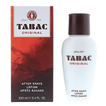Tabac Original Aftershave Lotion 100ml Splash For Him