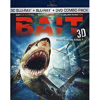 Bait 3D [BLU-RAY] USA import