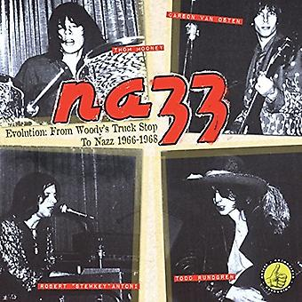 Nazz - Evolution: From Woody's Truck Stop to Nazz [CD] USA import