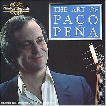 Paco Pena - konst av Paco Pena [CD] USA import
