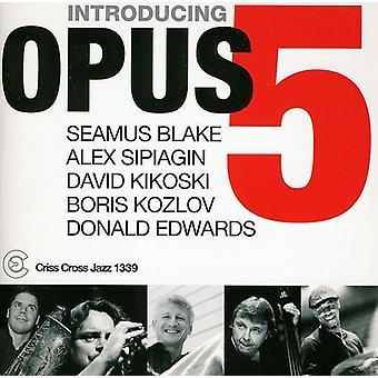 Opus 5 - Opus 5 [CD] USA import