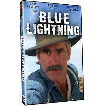 Blue Lightning [DVD] USA import