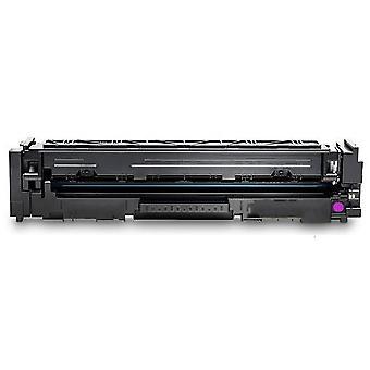 החלפת RudyTwos עבור מחסנית טונר של HP 203X מגנטה תואם עם צבע LaserJet Pro M254dw, M254nw, MFP M280nw, MFP M281fdn, MFP M281fdw