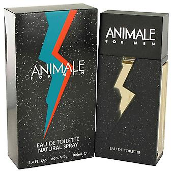 ANIMALE de Animale Eau De Toilette Spray 3.4 oz/100 ml (hommes)