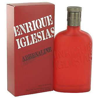 Adrenaline by Enrique Iglesias Eau De Toilette Spray 3.4 oz / 100 ml (Men)
