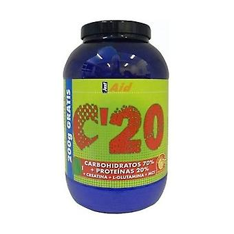 C-20 Carbo Aid 15 Chocolate 3 kg of powder (Chocolate)