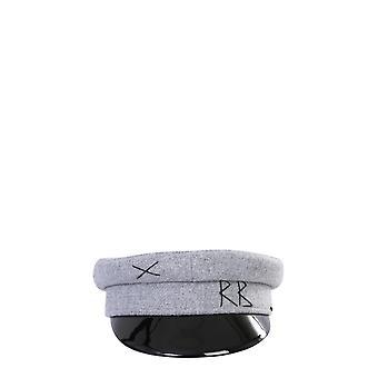 Ruslan Baginskiy Kpc031wgrey Women's Grey Wool Hat