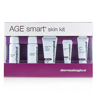 Age smart skin kit (1x reinigingser, 1x hydra mist, 1x recovery masque, 1x skin recovery spf 50, 1x power firm) 215084 5pcs