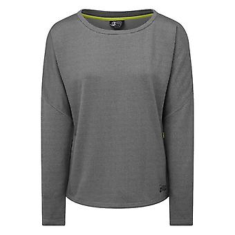 North Ridge Women's Power Long Sleeve T-Shirt Grey