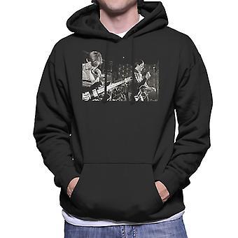Joy Division Closeup Bowdon Vale Youth Club Men's Hooded Sweatshirt