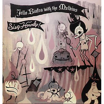 Jello Biafra & Melvins - importation USA Sieg Howdy [Vinyl]