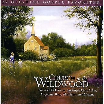 Wanda Vick & Friends - Church in the Wildwood [CD] USA import