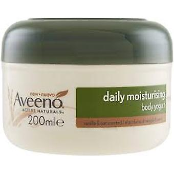 Aveeno Daily Hidratante Vainilla y Oat Body Yogurt 200ml