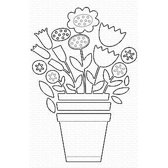 Mis cosas favoritas plantadas flores Die-namics