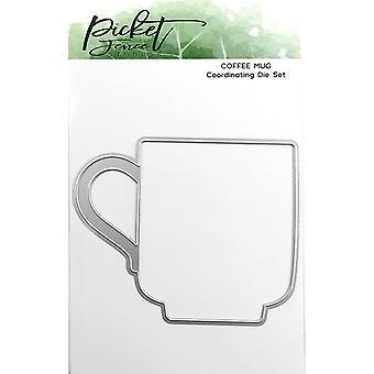 Picket Fence Studios Coffee Mug Die