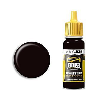 Ammo by Mig Acrylic Paint - A.MIG-0035 Dark Tracks (17ml)