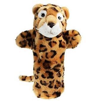 Il leopardo di burattino Puppet Company manica lunga