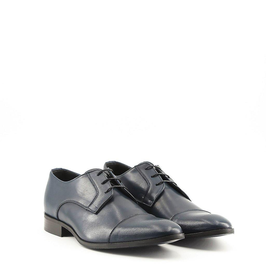 Made in italia  marcel men's leather laced shoes