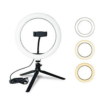 Ring Light With Stand - Aparat Selfie Light Ring dla iphone Statyw (1szt)