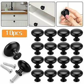 Furniture Knobs Aluminum Alloy Cabinet Door Handles