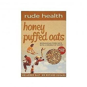 Rude Health - Honey Puffed Oats 240g