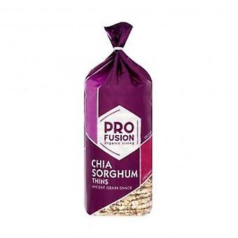 Profusion - Chia Sorghum Organic Thins 120g