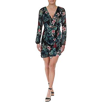 Guess | Rhodes Floral-Print Fit & Flare Dress