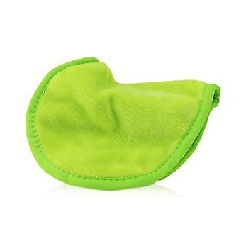Makeup Eraser Cloth - # Neon Green - -