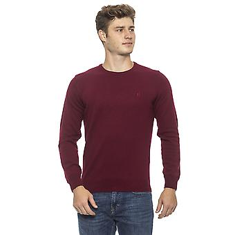 Pullover Bordeaux Conte of Florence man