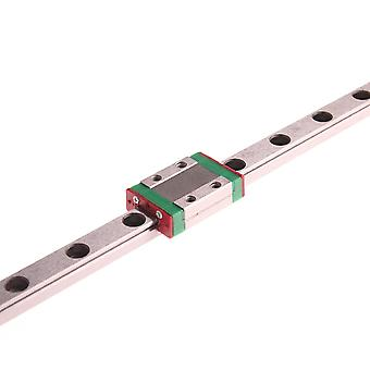 Miniatuur lineaire raildia mgn lineaire gids + Mgn9h of Mgn9c-koets 3d