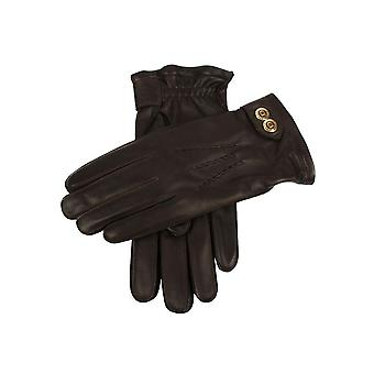 Men's Cashmere Lined Hairsheep Leather Gloves