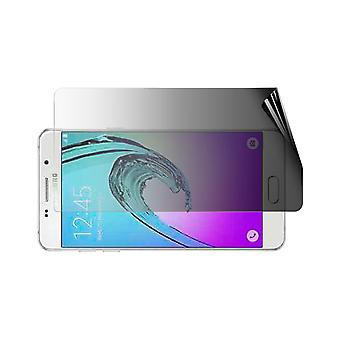 Celicious Privacy 2-Way Paysage Anti-Spy Filter Protector Film Compatible avec Samsung Galaxy J7 Max
